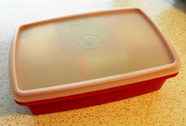 Tupperware Stow n Go Craft 3