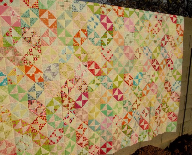 Broken Dishes Quilt