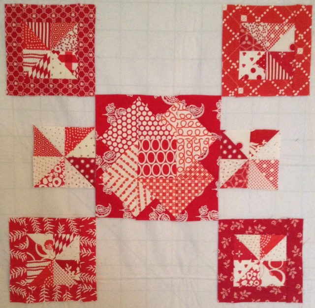 Gypsy Wife February Blocks