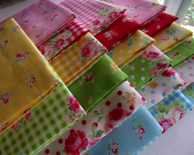 Flower Sugar Fabric